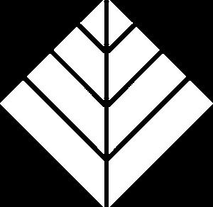 Cerrad белый логотип